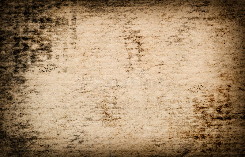 Schmutzige Grunge Papierhintergrund-Beschaffenheit ...