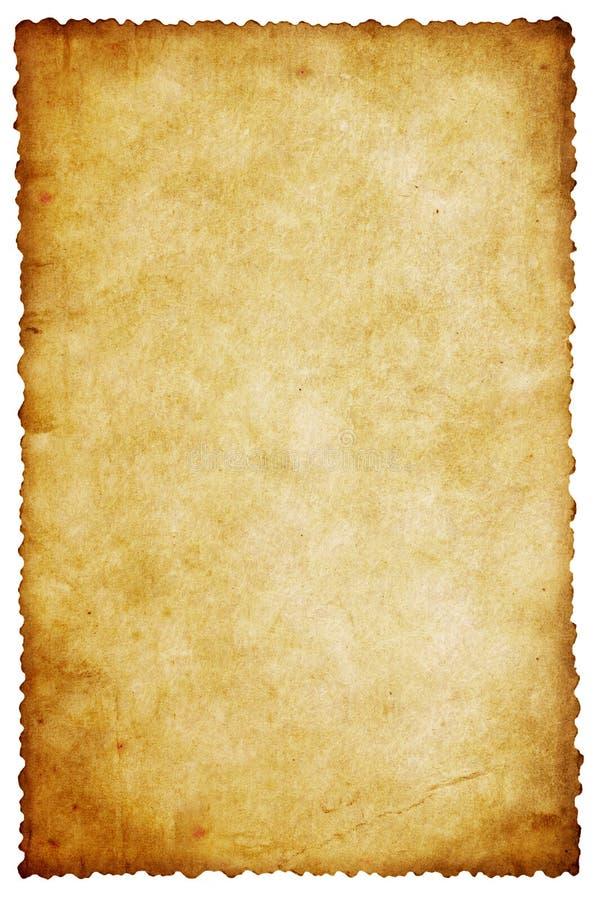 Grunge Papierhintergrund lizenzfreie abbildung