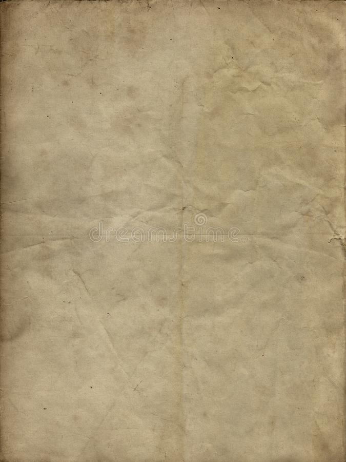 Grunge Papierhintergrund stock abbildung
