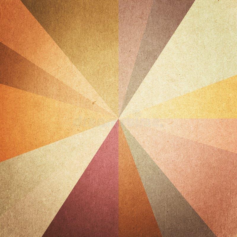 Grunge papierowa tekstura, rocznika tło obrazy stock