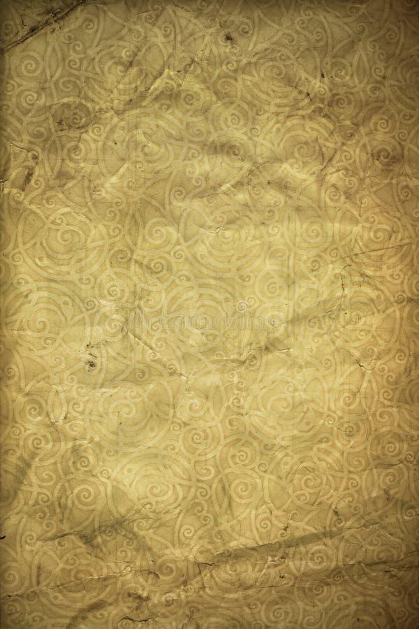 grunge papieru wzór znoszone ilustracji