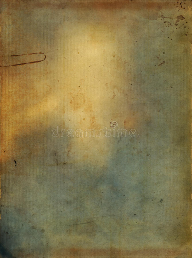 Download Grunge parchment paper stock photo. Image of stains, lines - 26158864