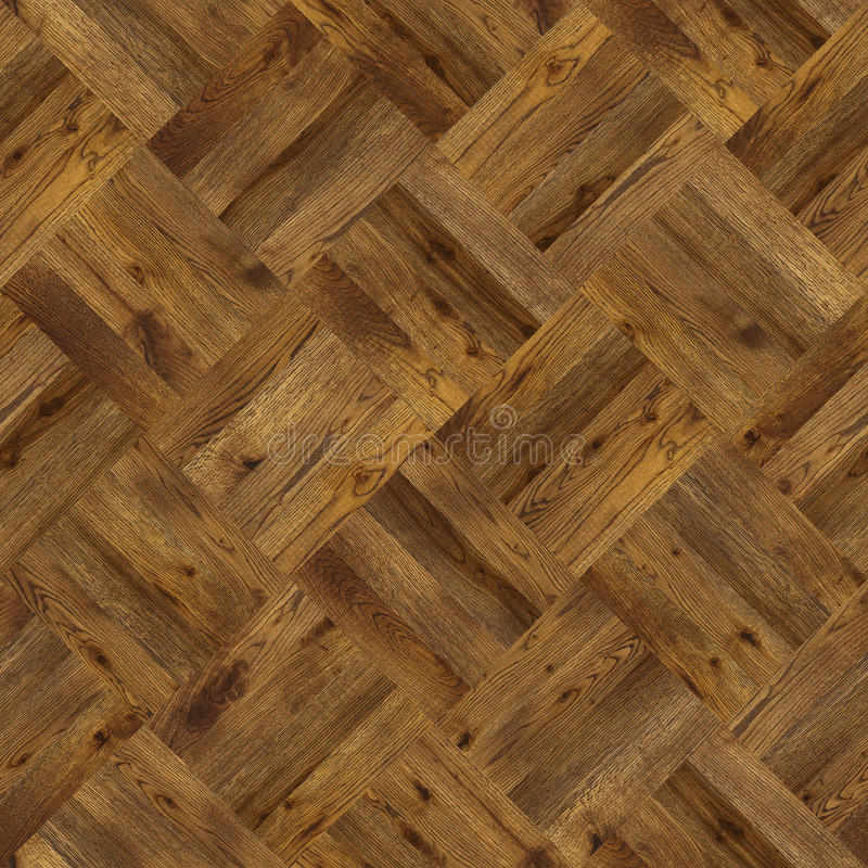 Grunge parquet flooring design seamless texture for 3d interior royalty free stock image