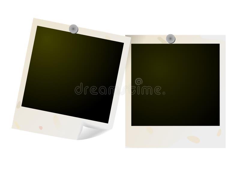 Download Grunge photo frames stock vector. Image of film, border - 8505763