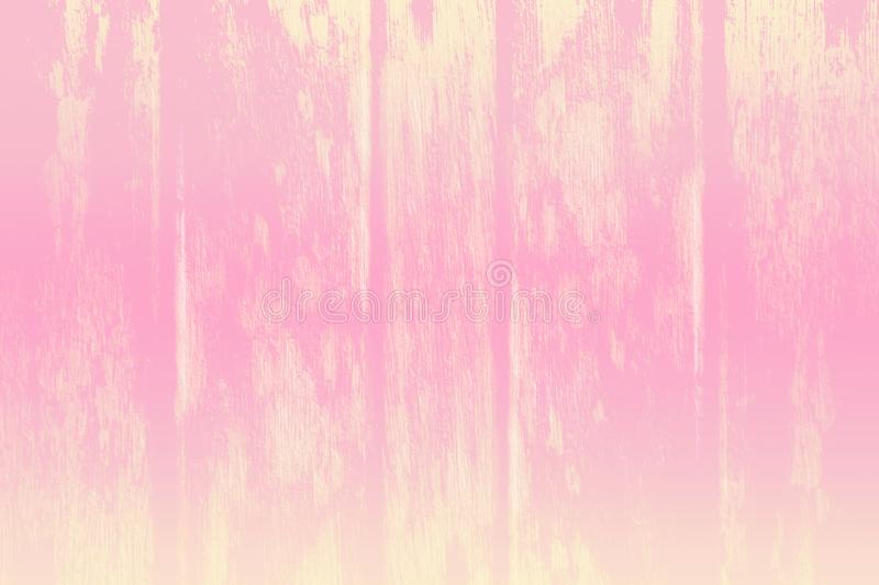Grunge pink and brown light pastel color sweet background royalty free stock photography
