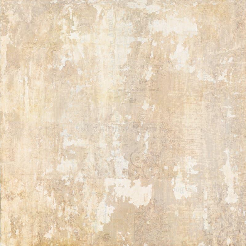 Grunge plaster background stock image