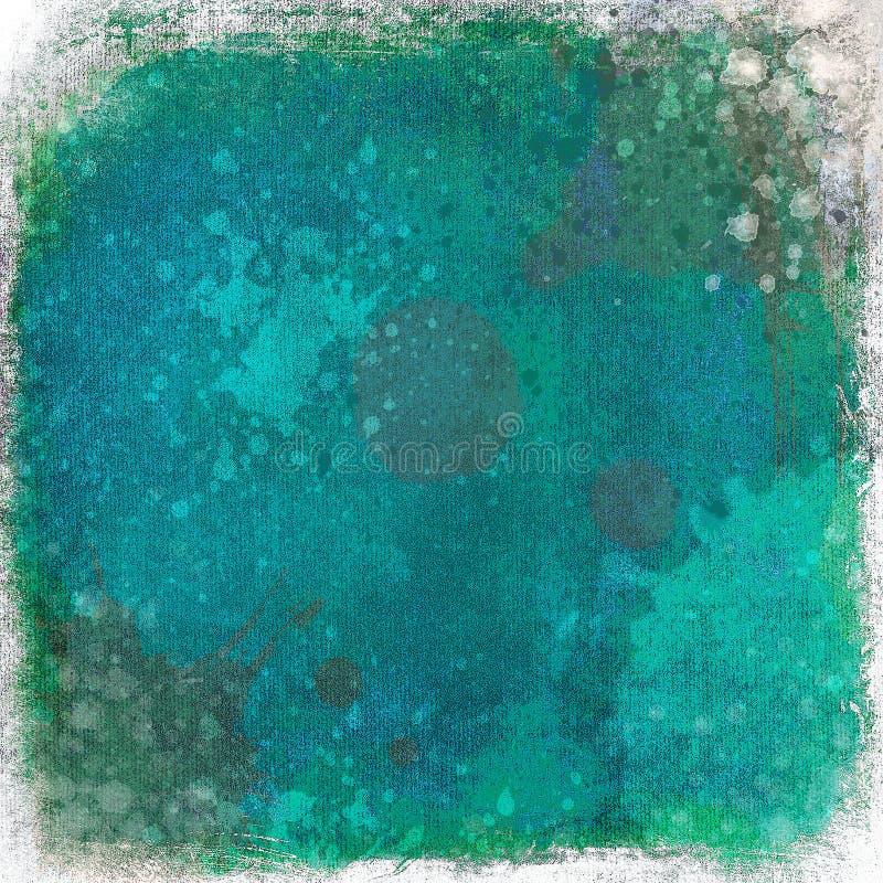 Grunge ploetert textuur stock fotografie