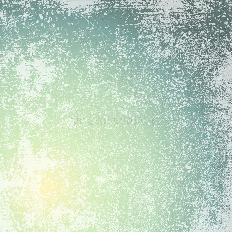 Grunge Porysowana tekstura ilustracja wektor