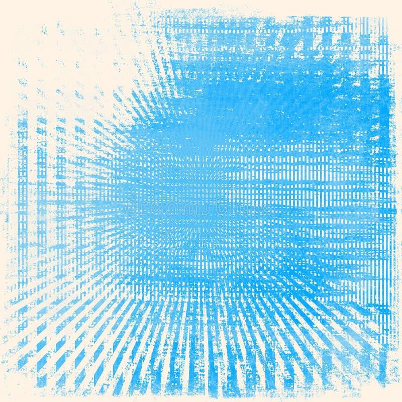 Grunge promieni tło ilustracja wektor