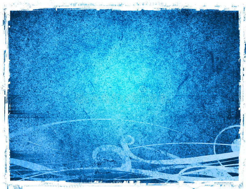 grunge ramowy ilustracja wektor