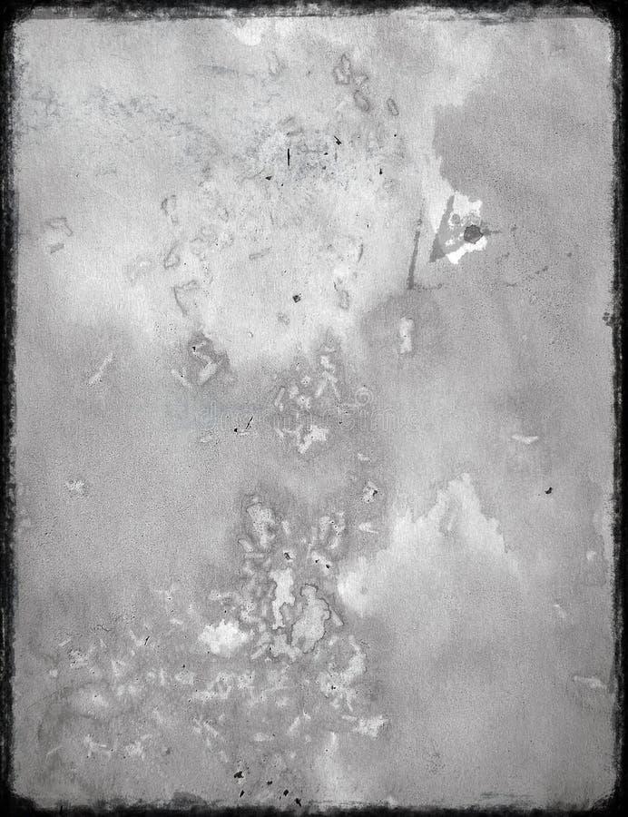 Grunge Rand lizenzfreie stockfotografie
