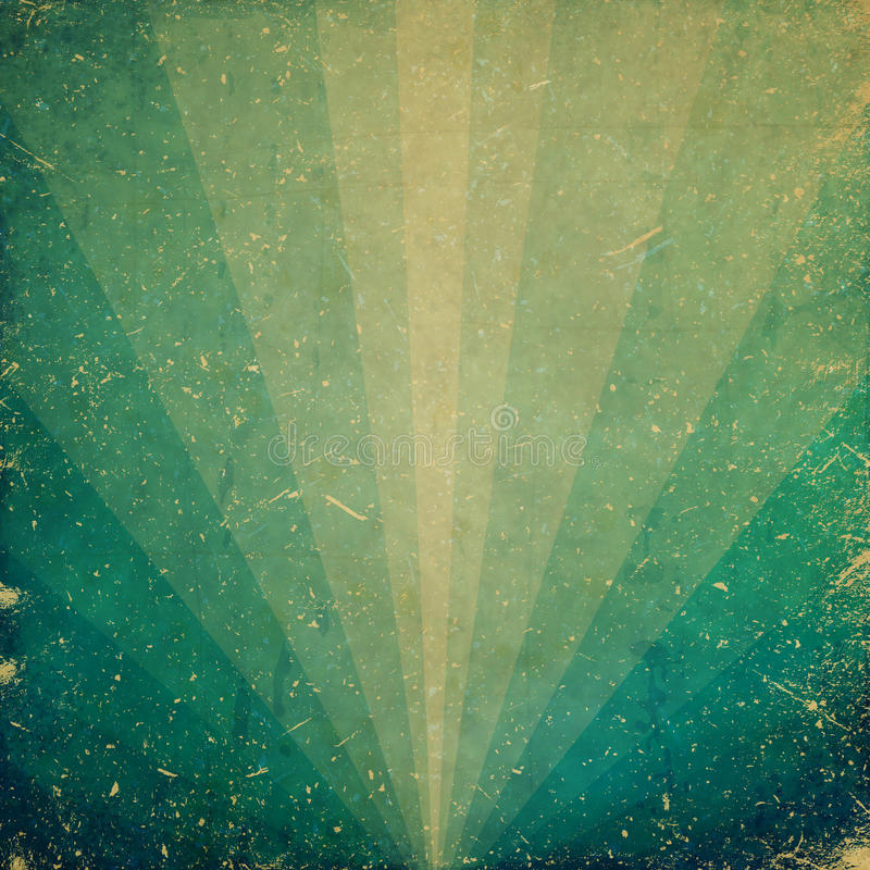 Grunge rays bakgrund stock illustrationer