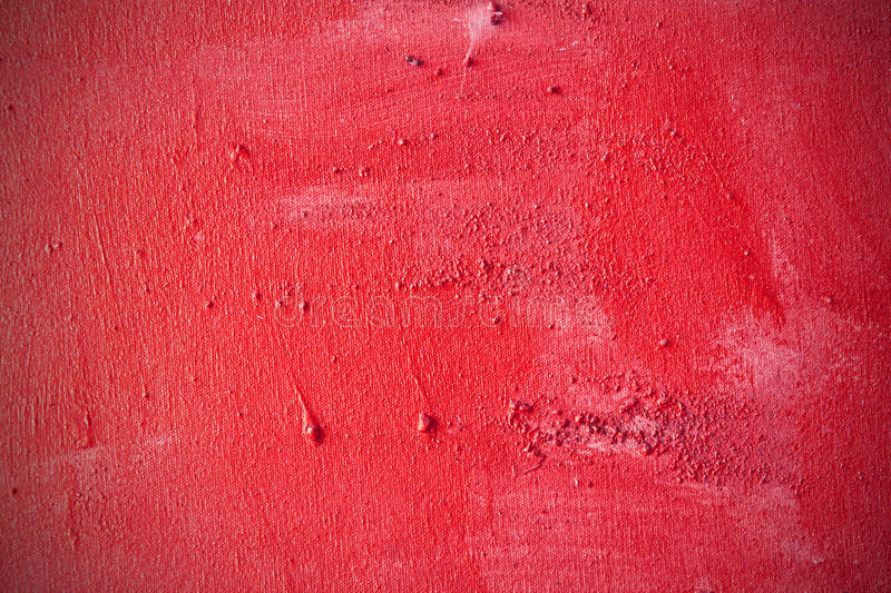 Grunge Red Background Stock Images