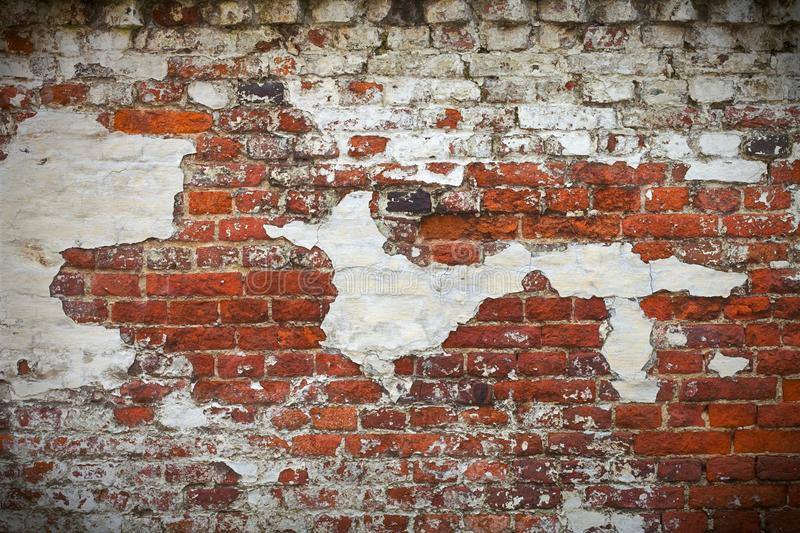 Download Grunge Red Brick Wall Texture Stock Photo - Image: 11254302