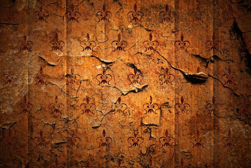 Download Grunge retro background stock illustration. Image of medieval - 14854297