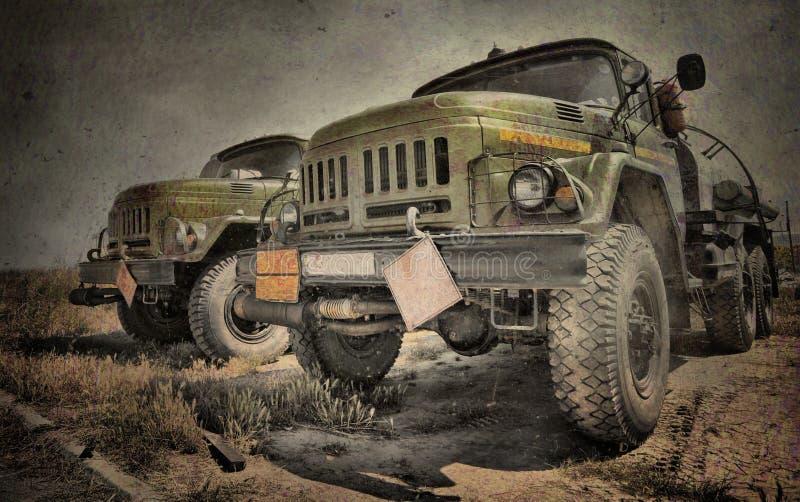 Download Grunge retro car stock image. Image of metal, detail - 23739023
