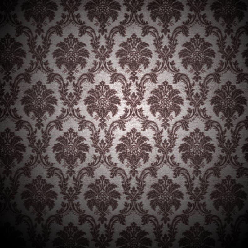 Grunge retro wallpaper background vector illustration