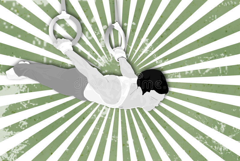 Download Grunge Rings stock illustration. Illustration of clipart - 7688014