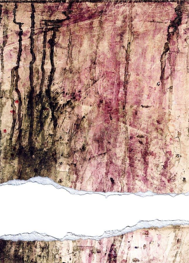 grunge ripped texture torn στοκ φωτογραφίες με δικαίωμα ελεύθερης χρήσης