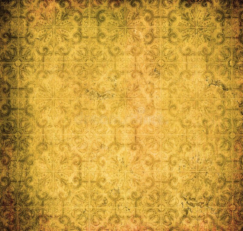 Grunge rocznika tapeta royalty ilustracja