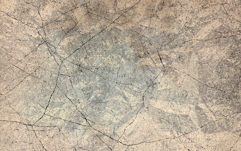 Grunge rocznika tekstury ściana ilustracji