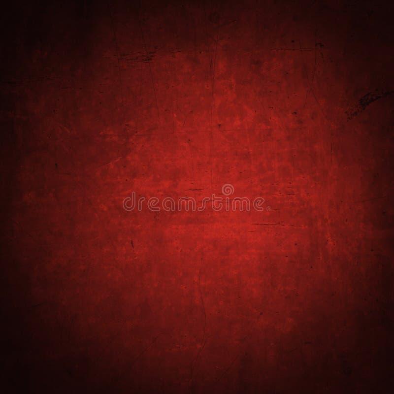 Grunge rojo abstracto para el fondo de la tarjeta del día de San Valentín fotos de archivo libres de regalías