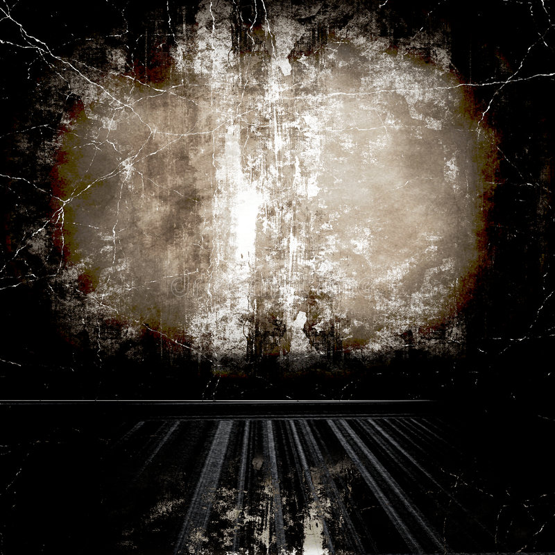Download Grunge Room stock illustration. Image of artwork, abstract - 8281180