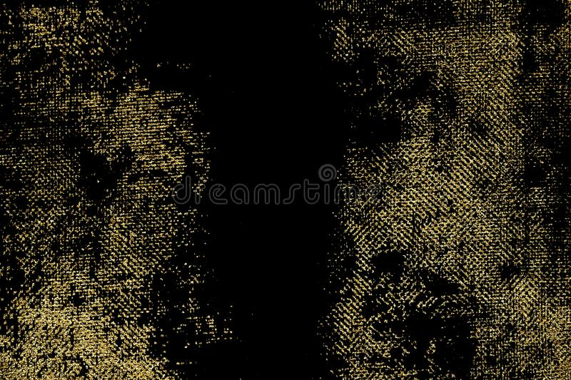 Grunge Rough concrete neutral ultra yellow texture, stone surface, cement background stock photo