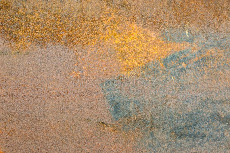 Grunge rusted metal texture, rust and oxidized metal background. Old metal iron panel.  stock photos