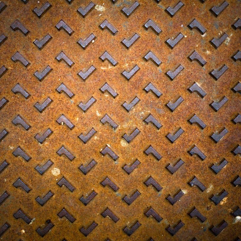 Download Grunge Rusty Steel Floor Plate Stock Photo - Image: 25697920