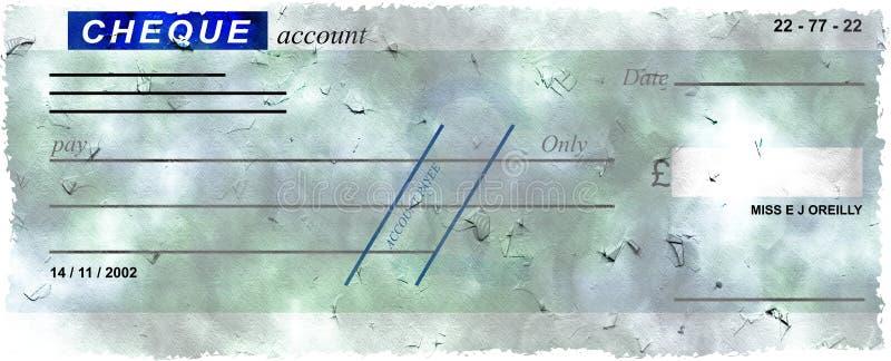 Grunge Scheck vektor abbildung