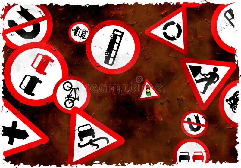 Download Grunge signs stock image. Image of design, backgrounds - 2944467