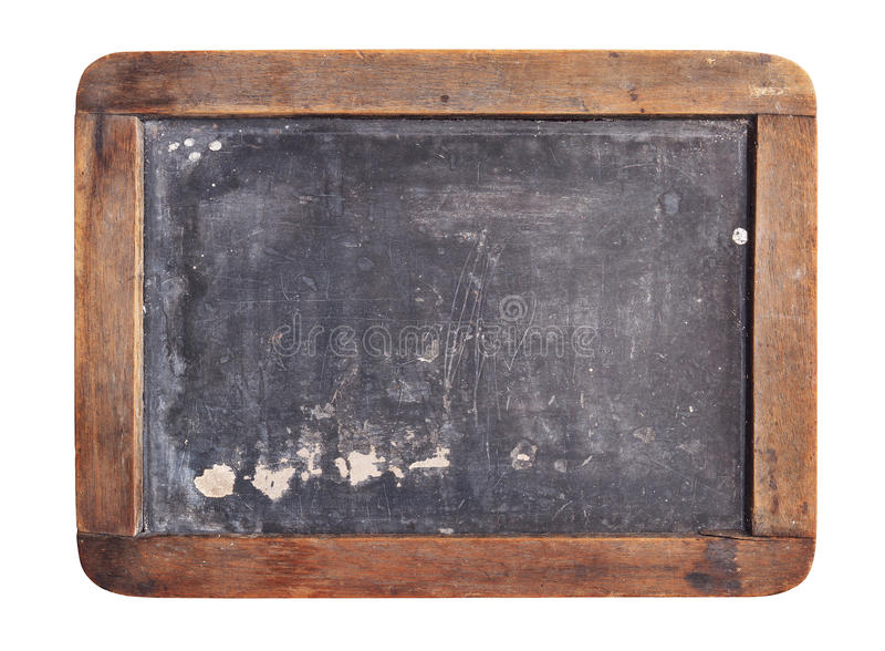 Grunge slate board royalty free stock image