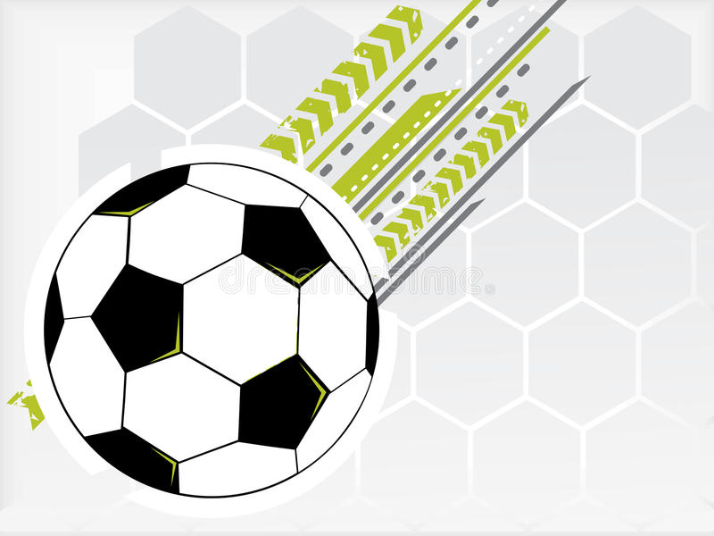 Download Grunge Soccer Ball stock vector. Image of creativity - 13843223