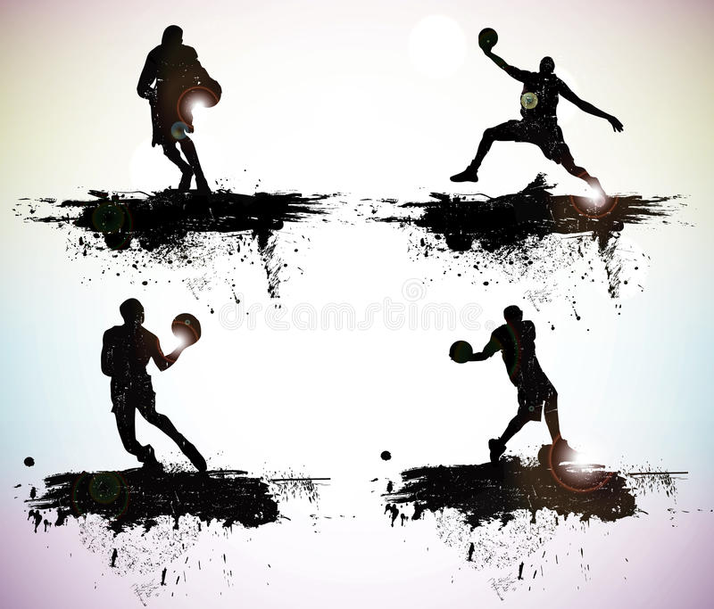 Download Sport Silhouettes Royalty Free Stock Images - Image: 29936009