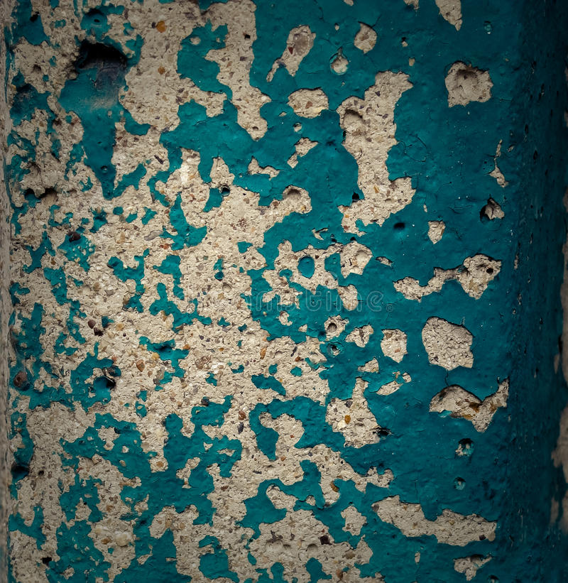 Grunge stain green color on old cement royalty free stock photos