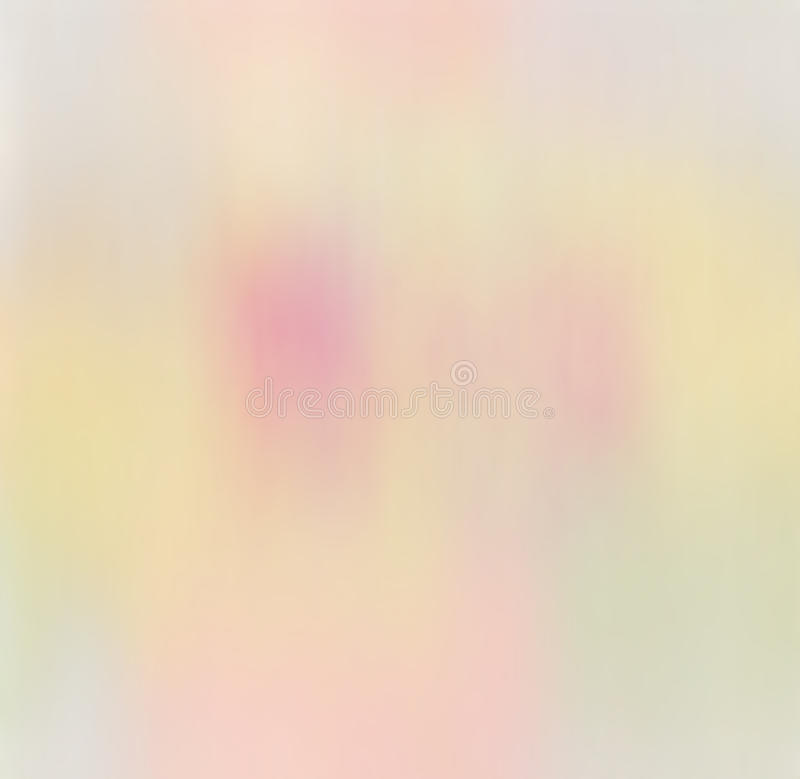 Grunge stained hazy abstract background. In pastel colors royalty free illustration