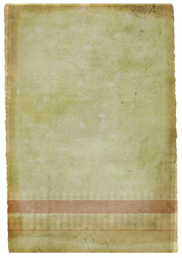grunge stained letter-stock stock illustration