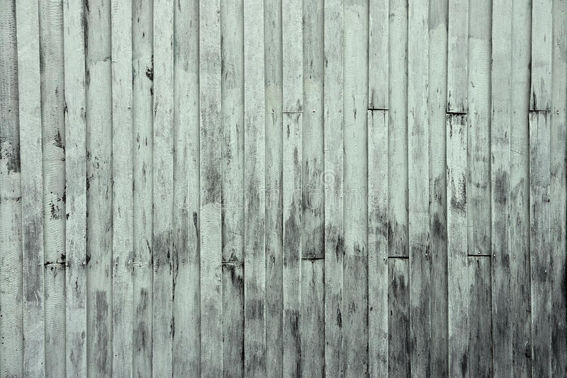 Grunge stara drewniana ściana obraz royalty free