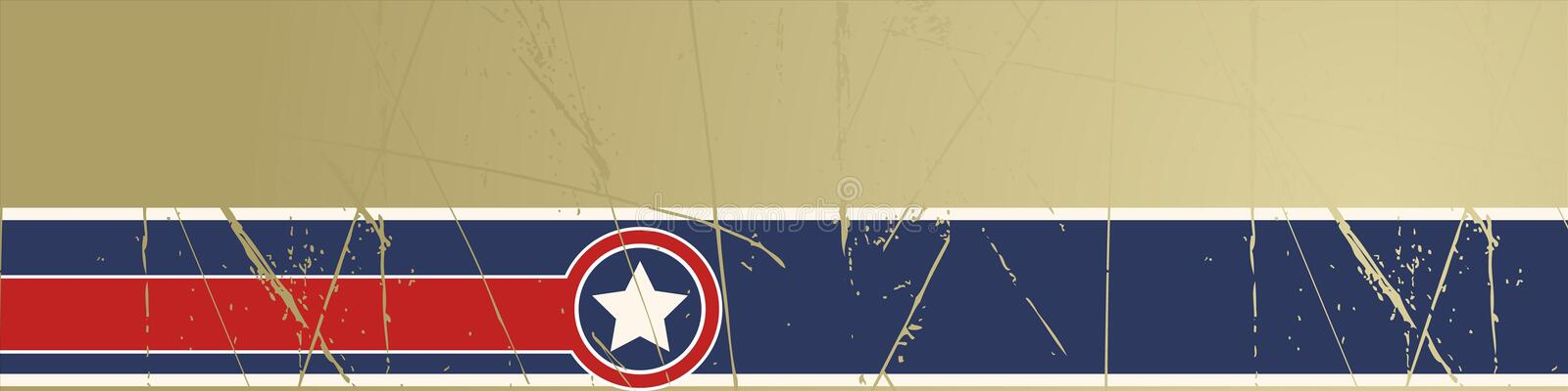 Download Grunge Stars And Stripes Background Royalty Free Stock Photography - Image: 15448547