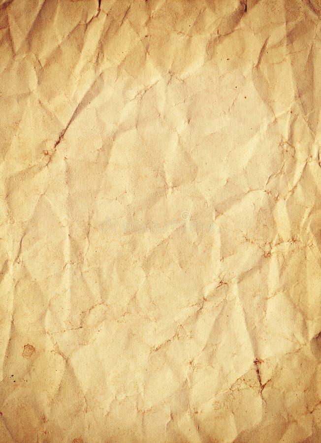 Grunge stary papierowy tło ilustracja wektor