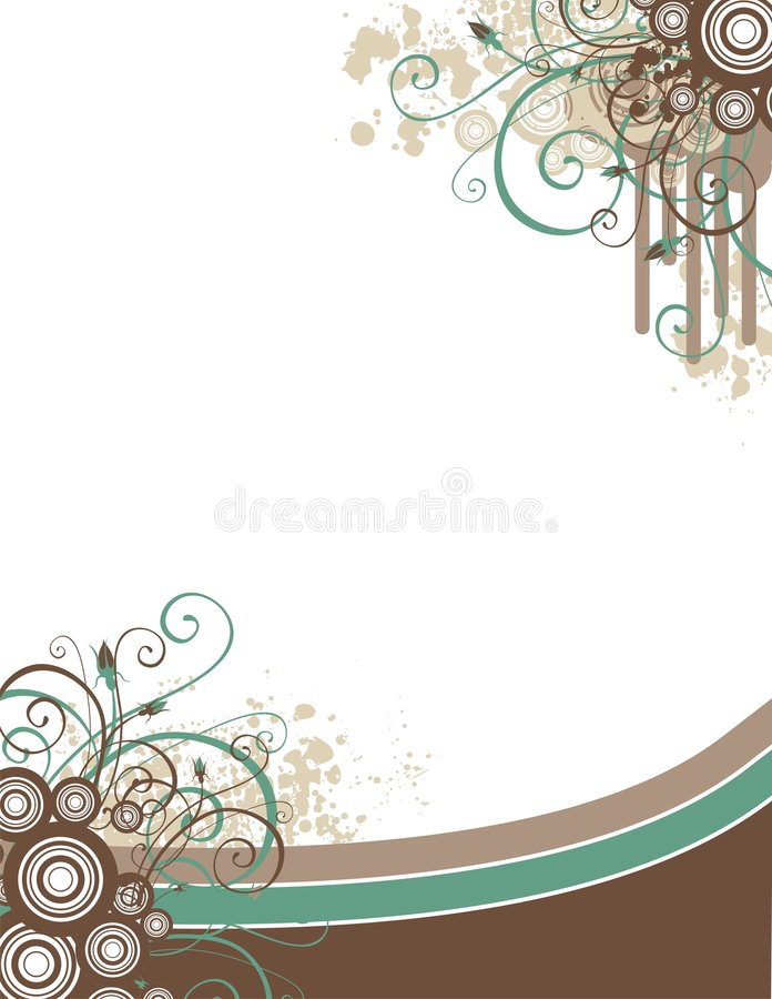 Download Grunge Stationary stock vector. Image of copy, abstract - 7607125