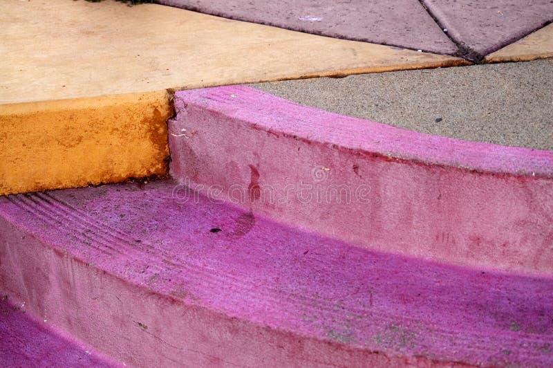 Grunge Steps stock photo