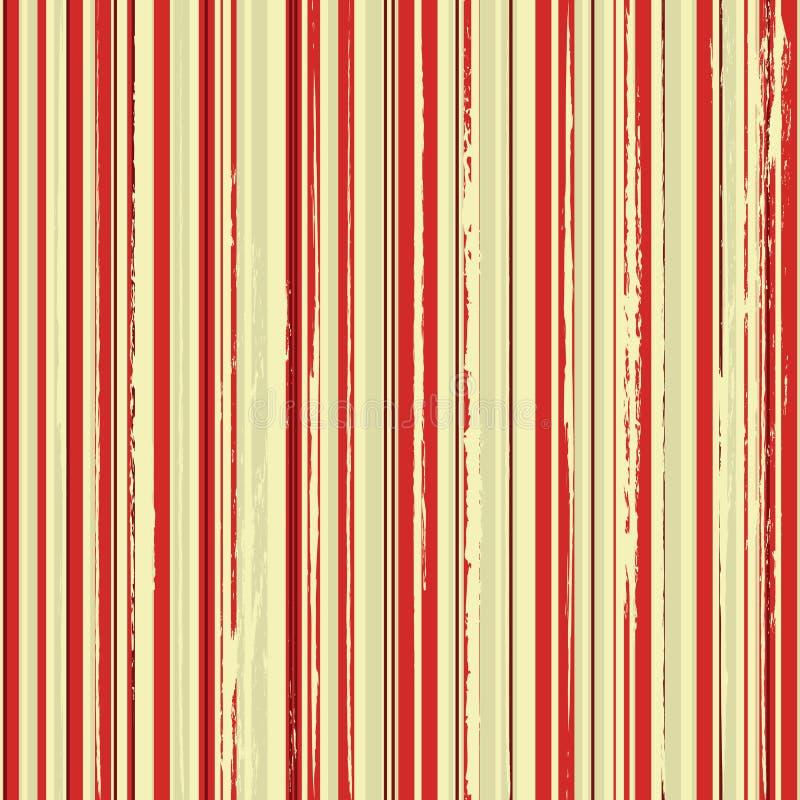 Grunge stripes Hintergrund lizenzfreie abbildung