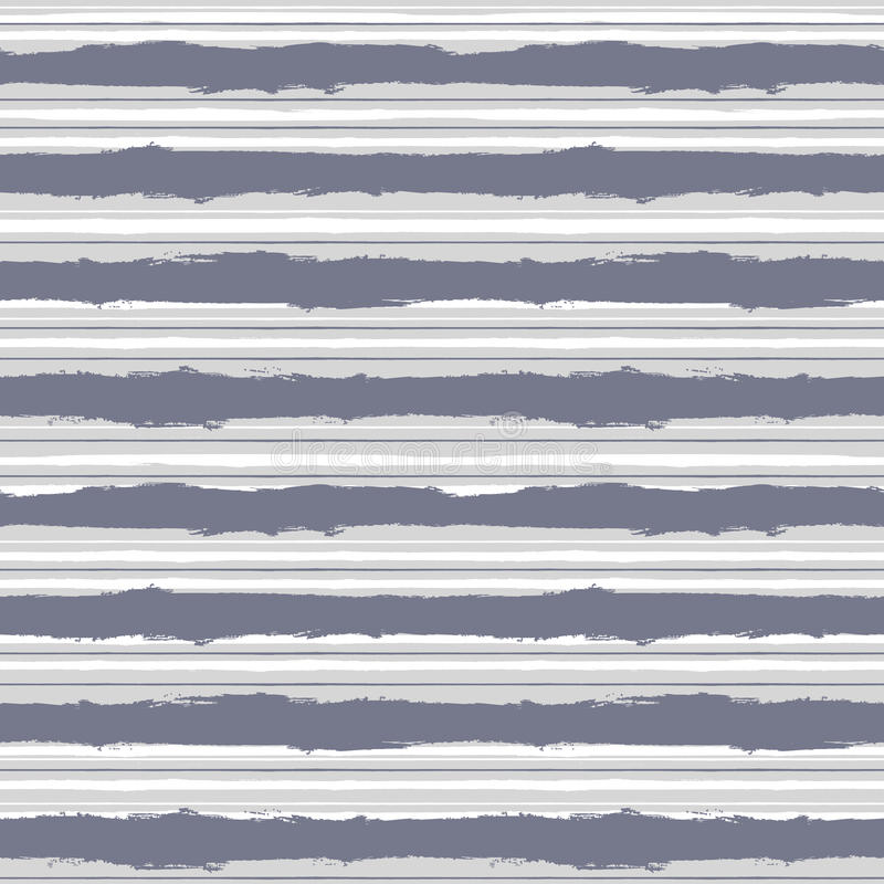 Grunge stripes seamless pattern for your business vector illustration