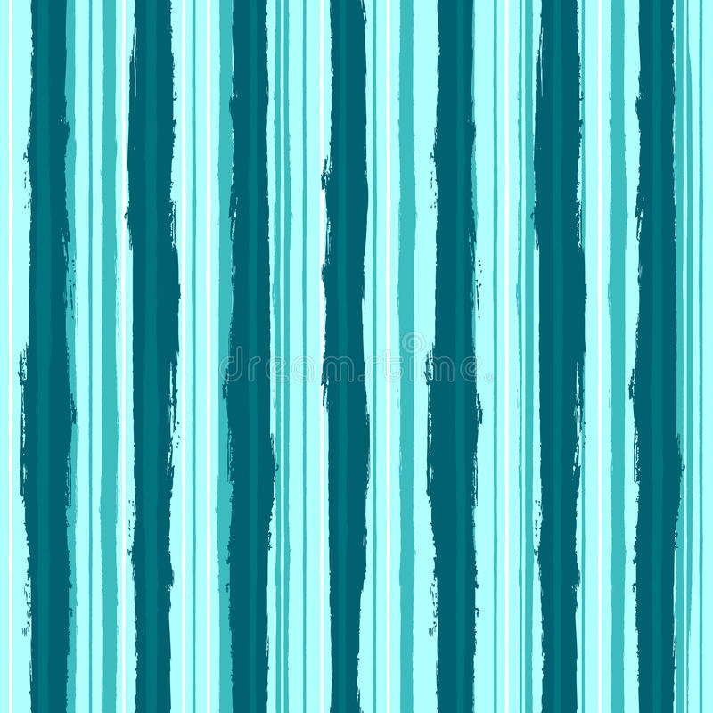 Grunge stripes seamless pattern for your business royalty free illustration