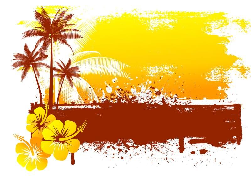 Download Grunge Summer Background Royalty Free Stock Photo - Image: 9676025