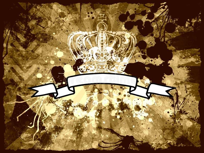 grunge tła światła ilustracja wektor