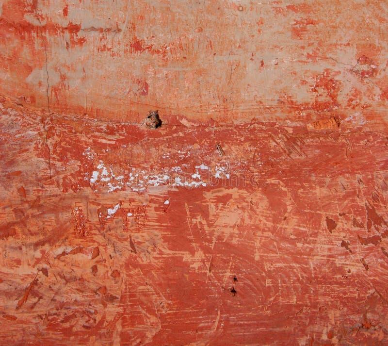 grunge tła czerwone ściany zdjęcie royalty free