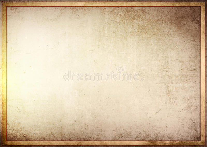 Grunge tła rama royalty ilustracja